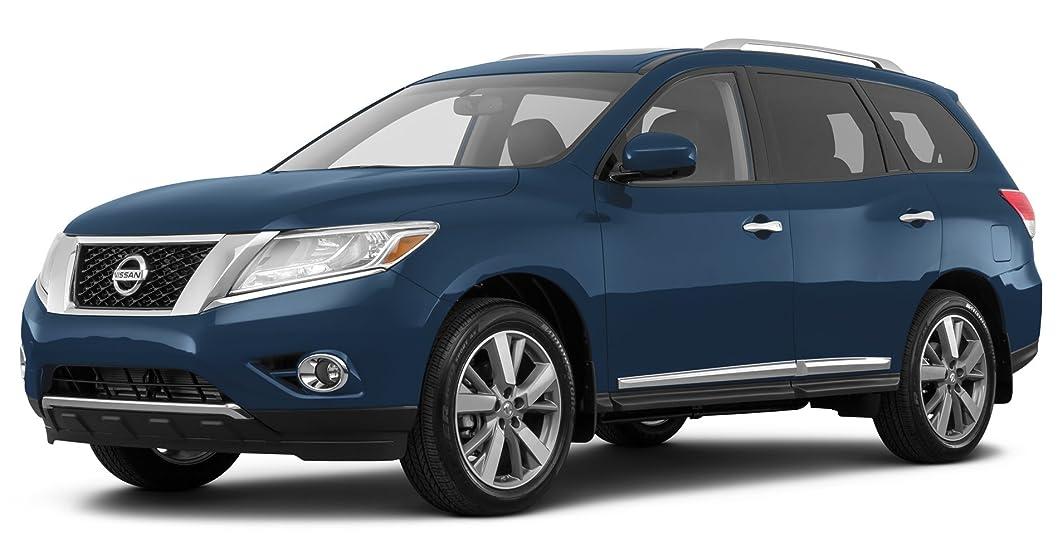 Nissan Pathfinder Platinum >> 2016 Nissan Pathfinder