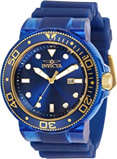 Invicta Pro Diver Quartz Blue Dial Men's Watch 32336