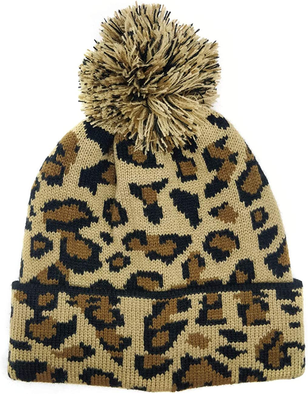 Womens Winter Cable Knit Beanie hat Luxury goods Max 85% OFF Chunky Hats Cute Funny Warm