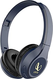 Infinity (JBL) Glide 500 Wireless Headphones with 20 Hours Playtime (Quick Charge), Deep Bass and Dual Equalizer (Mystic B...