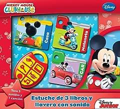 MI CAJA CON LLAVERO MICKEY MOUSE KKB: Amazon.es: Mickey: Libros