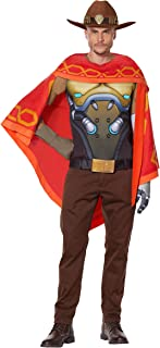 Adult McCree Overwatch Costume | Officially Licensed