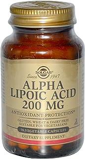 Alpha Lipoic Acid 200mg 50 Vcaps 3-Pack
