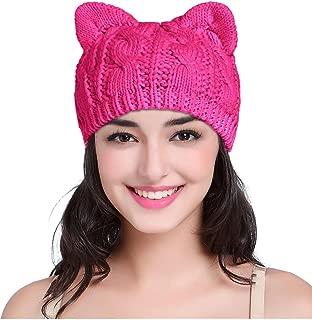 crochet pussy hat