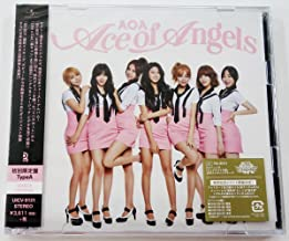 AOA - Ace of Angel [Limited Type-A] CD+DVD+Photocard [Japan Press] + Extra Gift Photocards Set