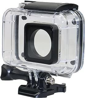 【ロデシー】 Rhodesy Xiaomi Yi 4K/4K+/Yi Lite 防水ハウジングケース ウオタープルーフケース 保護ケース プロテクター Xiaomi Yi 4K/4K+/Yi Lite Action Camera 2 Black対応(黒)