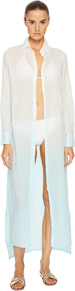 Long Ombre Beachshirt