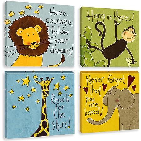 childs nursery canvas