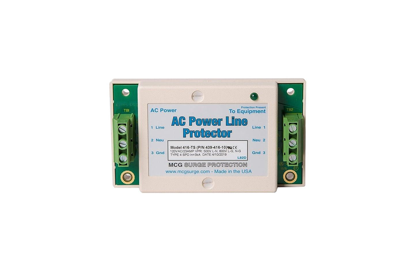 MCG 416-TS 120 Volt AC Surge Protector