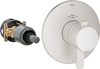 Grohflex Cosmopolitan Single Function Thermostatic Trimwith Control Module
