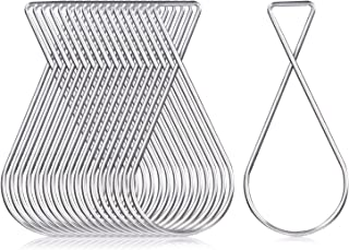 Ceiling Hooks Clips - Classroom Decorations Grid Ceiling Hanging Hooks Clips, 30 Pack