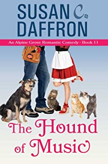 The Hound of Music (An Alpine Grove Romantic Comedy Book 11)