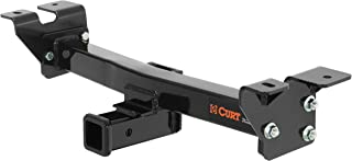 CURT 31302 Front Hitch with 2-Inch Receiver, Fits Select Cadillac, Chevrolet and GMC Trucks and SUVs