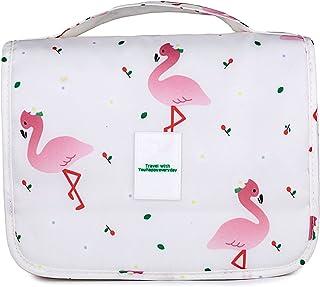Rojeam 旅行メイクトイレタリーケースバッグ多機能化粧品バッグと洗濯バッグオーガナイザー
