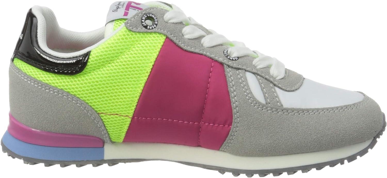Zapatillas Ni/ñas Pepe Jeans Sydney Trend Girl Ss21