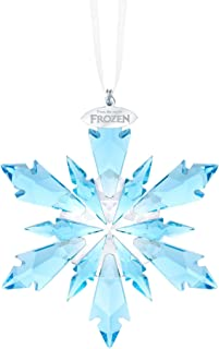 SWAROVSKI Frozen Snowflake Ornament Blue One Size