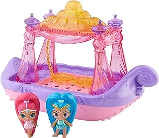 Fisher-Price Nickelodeon Shimmer & Shine, Swing & Splash Genie Boat