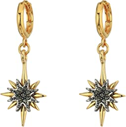Vince Camuto - Celestial Skies Huggie Drop Earrings