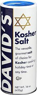 David's Kosher Salt, 453 g