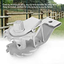 Electric Fence in-Line Wire Strainer,24Pcs Heavy Duty Wire Tensioner with Compression Clip for Farm Yard Security