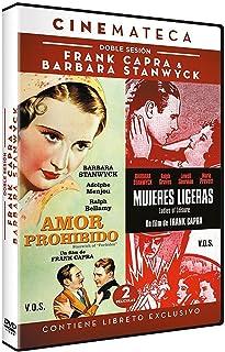 Doble Sesión Frank Capra & Barbara Stanwyck [DVD]