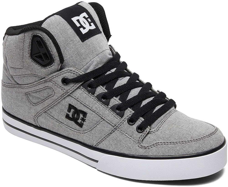 DC Grey Pure WC TX SE shoes