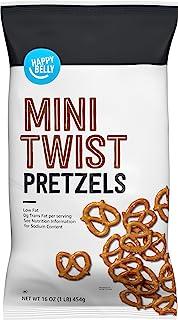 Happy Belly Pretzels, Mini Twist, 16oz