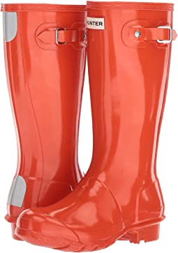 Hunter Kids - Original Kids' Gloss Rain Boot (Little Kid/Big Kid)