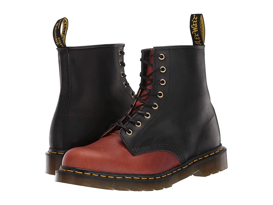 Dr. Martens 1460 Made In England (Black/Mocha) Boots