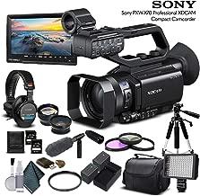 sony pxw x70 4k camcorder