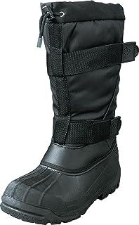 CN Outdoor Arctic Boots de chaussures d'intérieur avec Thermo Noir