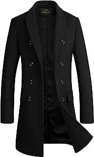Best mens wool pea coat clearance Reviews