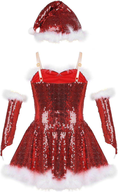 Sequin Christmas Dress