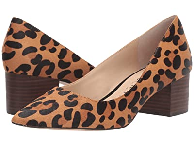 SOLE / SOCIETY Andorra (Leopard) High Heels