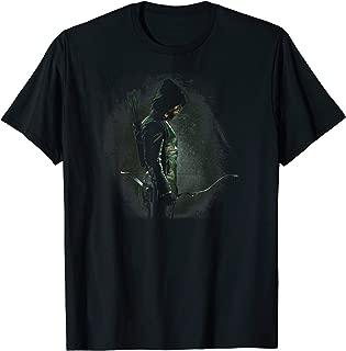 Arrow TV Series In the Shadows T Shirt T-Shirt