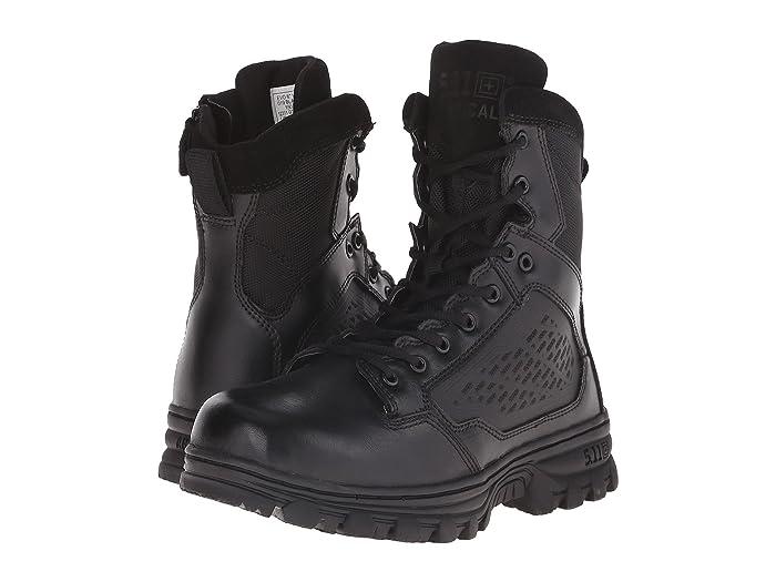5.11 Tactical  Evo Side Zip 6 (Black) Mens Work Boots