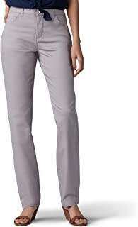 Women's Tall Instantly Slims Classic Relaxed Fit Monroe...