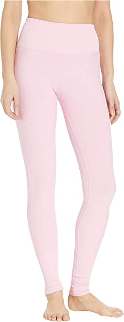 f5d5b70a0ae33 Flamingo Heather. 18. ALO. High Waist Lounge Leggings