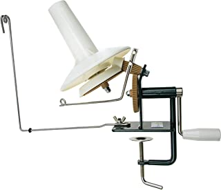 Stanwood Needlecraft Large Metal Yarn/Fiber/Wool/String Ball Winder, 10-Ounce