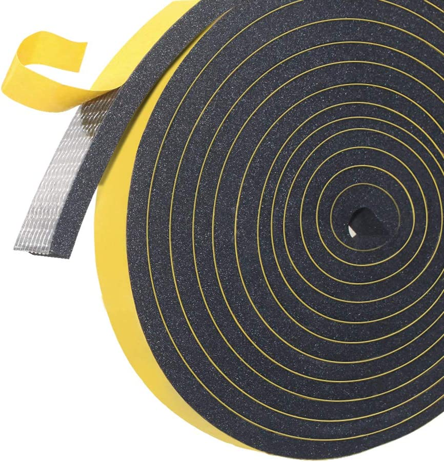 Weather Stripping Door Seal Strip Tape for Insulation Slidi Foam Max 47% Ranking TOP9 OFF