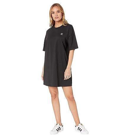 adidas Originals Trefoil Dress (Black) Women