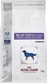 ロイヤルカナン 療法食 セレクトプロテインダックタピオカ ドライ 犬用 1kg