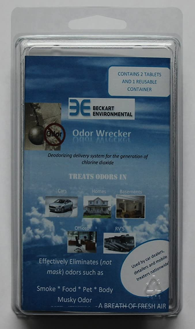 Odor Wrecker - Two Pack - Shock Treatment