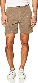 "Amazon Essentials Men's 7"" Inside Leg Chino Short"