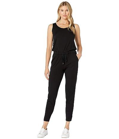 LAUREN Ralph Lauren Sleeveless Jumpsuit (Polo Black) Women