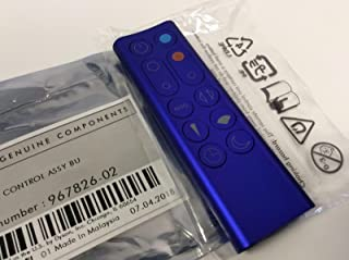 Dyson Replacement Remote Control 967826-02 for Dyson Pure Hot and Cool Link Purifier Blue