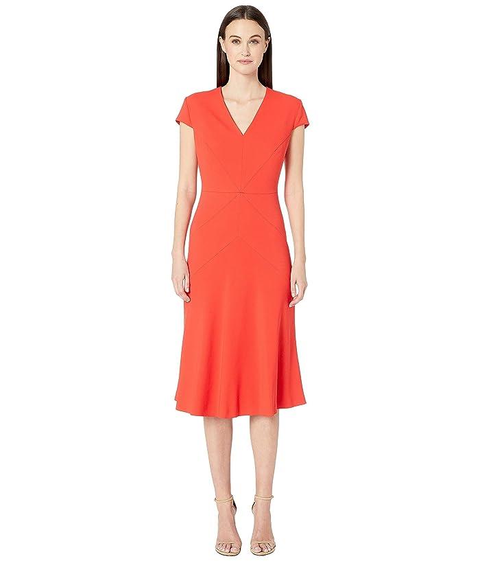ESCADA Daka Dress (Red Ruby) Women