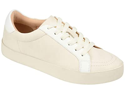 Journee Collection Comfort Foam Edell Sneaker (Bone) Women