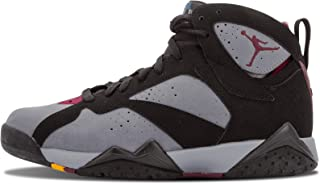 Nike Mens Air Jordan 7 Retro Leather Basketball Shoes