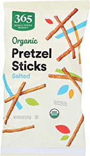 365 by Whole Foods Market, Pretels, Sticks - Salted, 8 Ounce